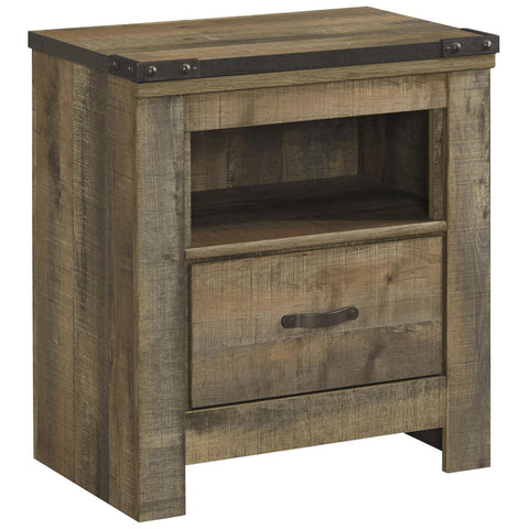 Trinell Nightstand, Kids Bedroom, Ashley Furniture - Adams Furniture
