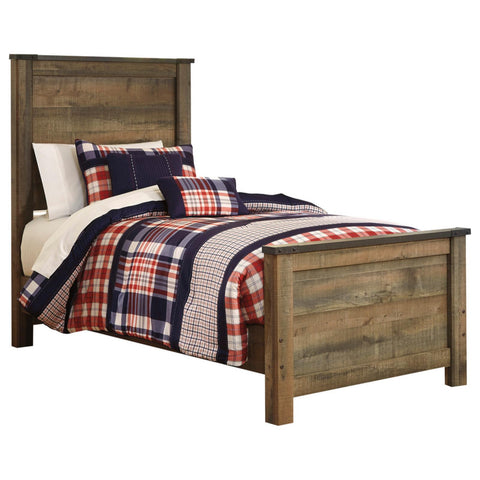 Trinell Panel Bed, Kids Bedroom, Ashley Furniture - Adams Furniture