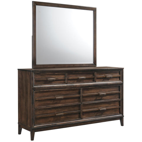 Windsong Dresser & Mirror