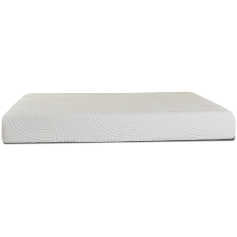 "Bristol 10"" King Memory Foam Mattress, Mattress - Adams Furniture"