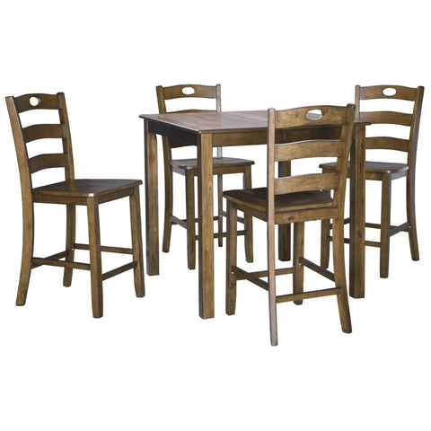 Hazelteen Counter Dining Set