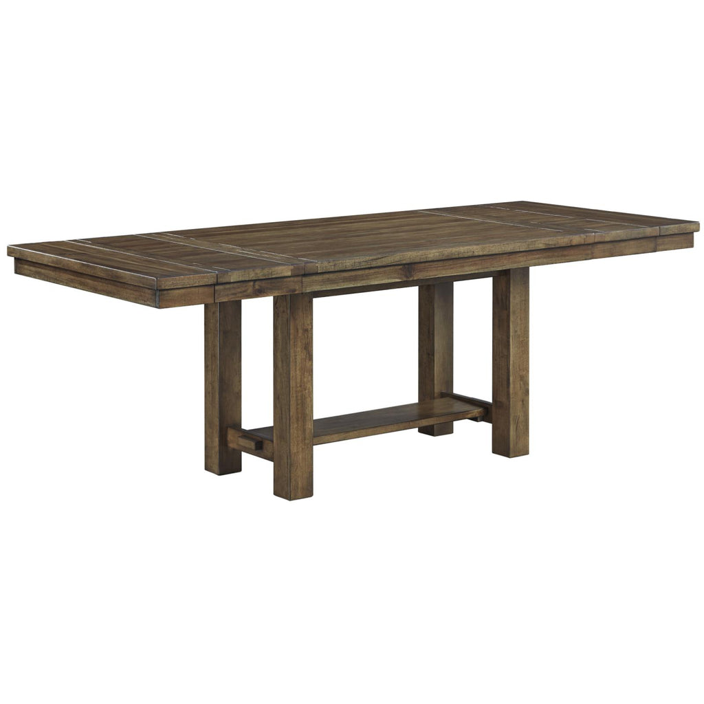 Moriville Extension Dining Table, Dining Table, Ashley Furniture - Adams Furniture
