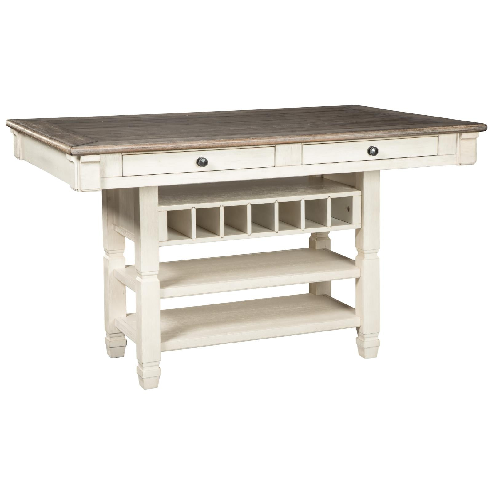 Picture of: Bolanburg Counter Height Table Adams Furniture