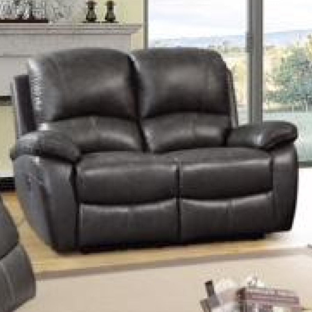 Jasmine Power Reclining Loveseat, Loveseat, Leather Italia - Adams Furniture