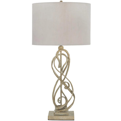 Edric Metal Table Lamp, Lamp, Ashley Furniture - Adams Furniture
