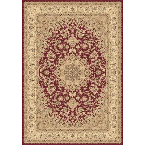 Legacy - Red Area Rug, Rug, Dynamic Rugs - Adams Furniture