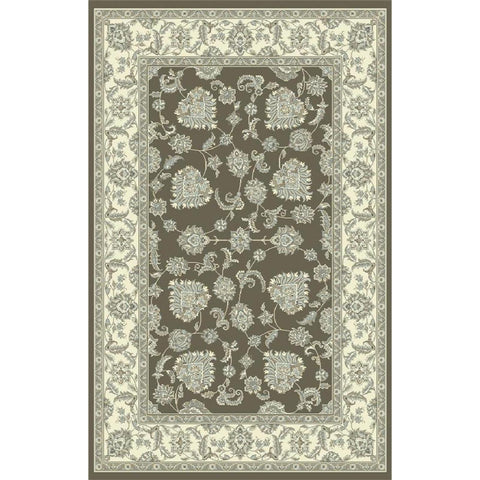 Legacy - Dark Grey/Ivory Area Rug, Rug, Dynamic Rugs - Adams Furniture