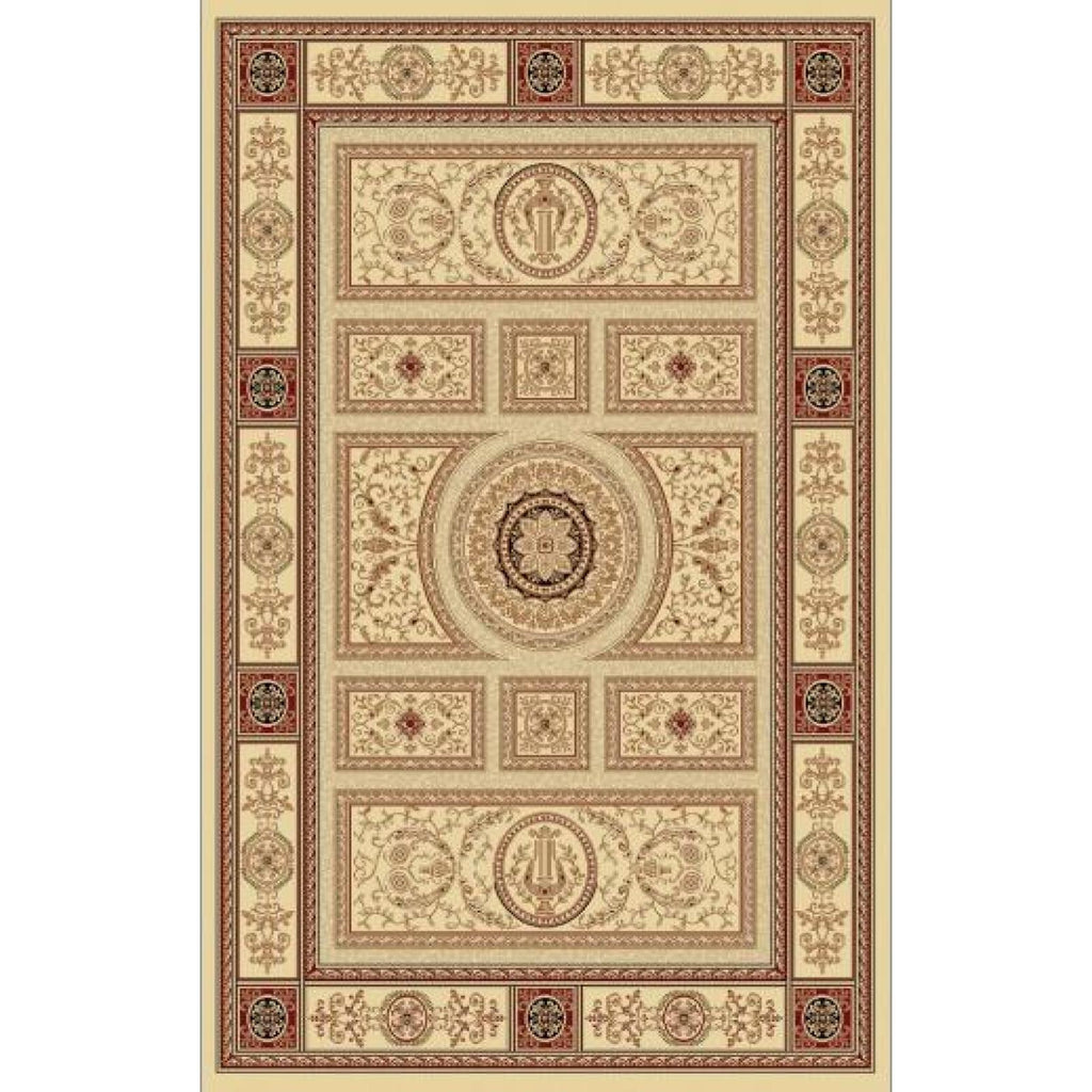 Legacy - Ivory Area Rug, Rug, Dynamic Rugs - Adams Furniture