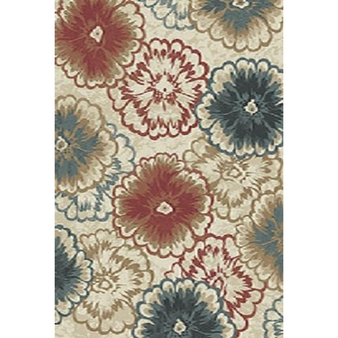 Melody - Multi Color Area Rug, Rug, Dynamic Rugs - Adams Furniture