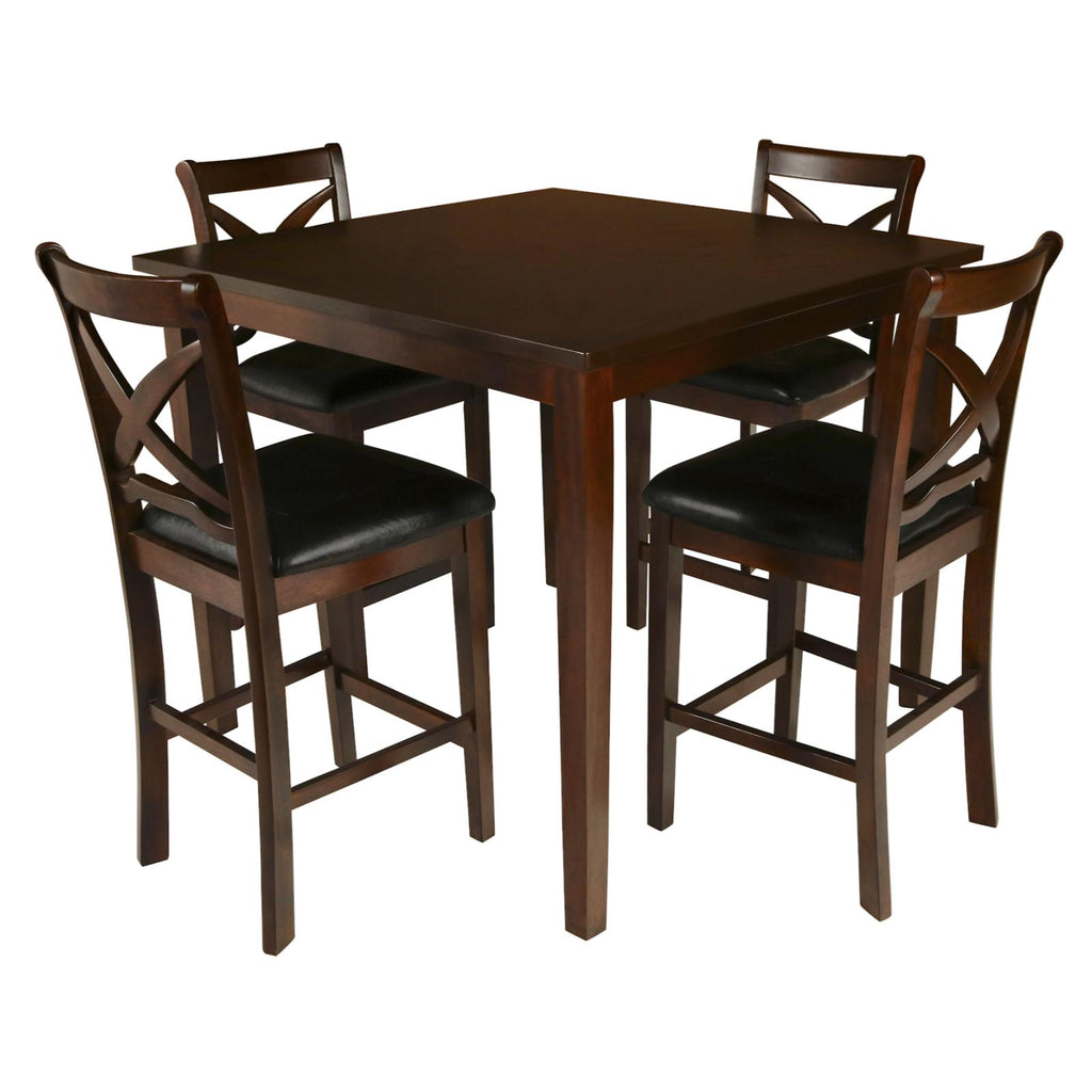 Milo Counter Height Dining Set, Dining Set, New Classic Furniture - Adams Furniture