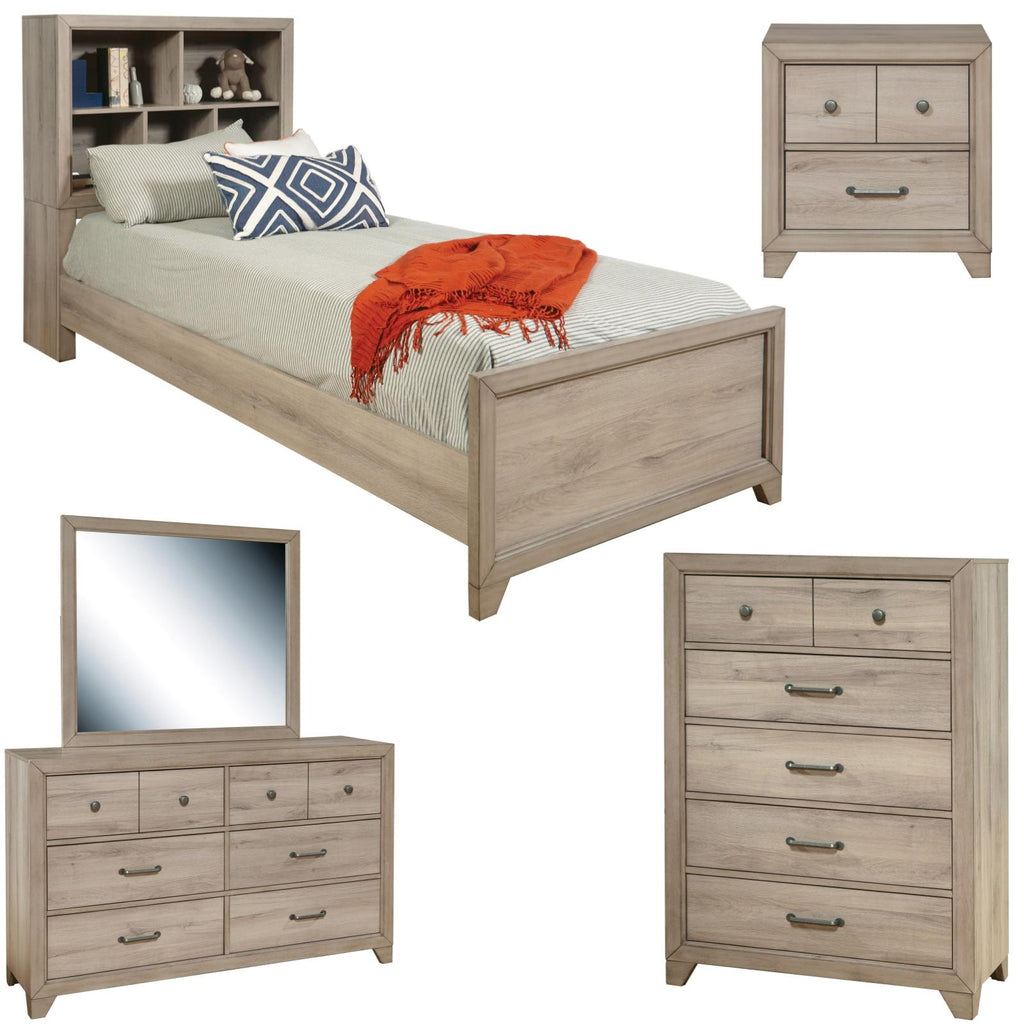 River Creek Bedroom Set, Kids Bedroom, Samuel Lawrence - Adams Furniture