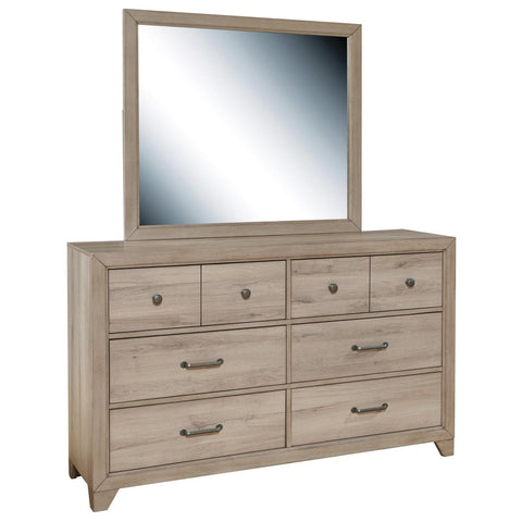 River Creek Dresser & Mirror
