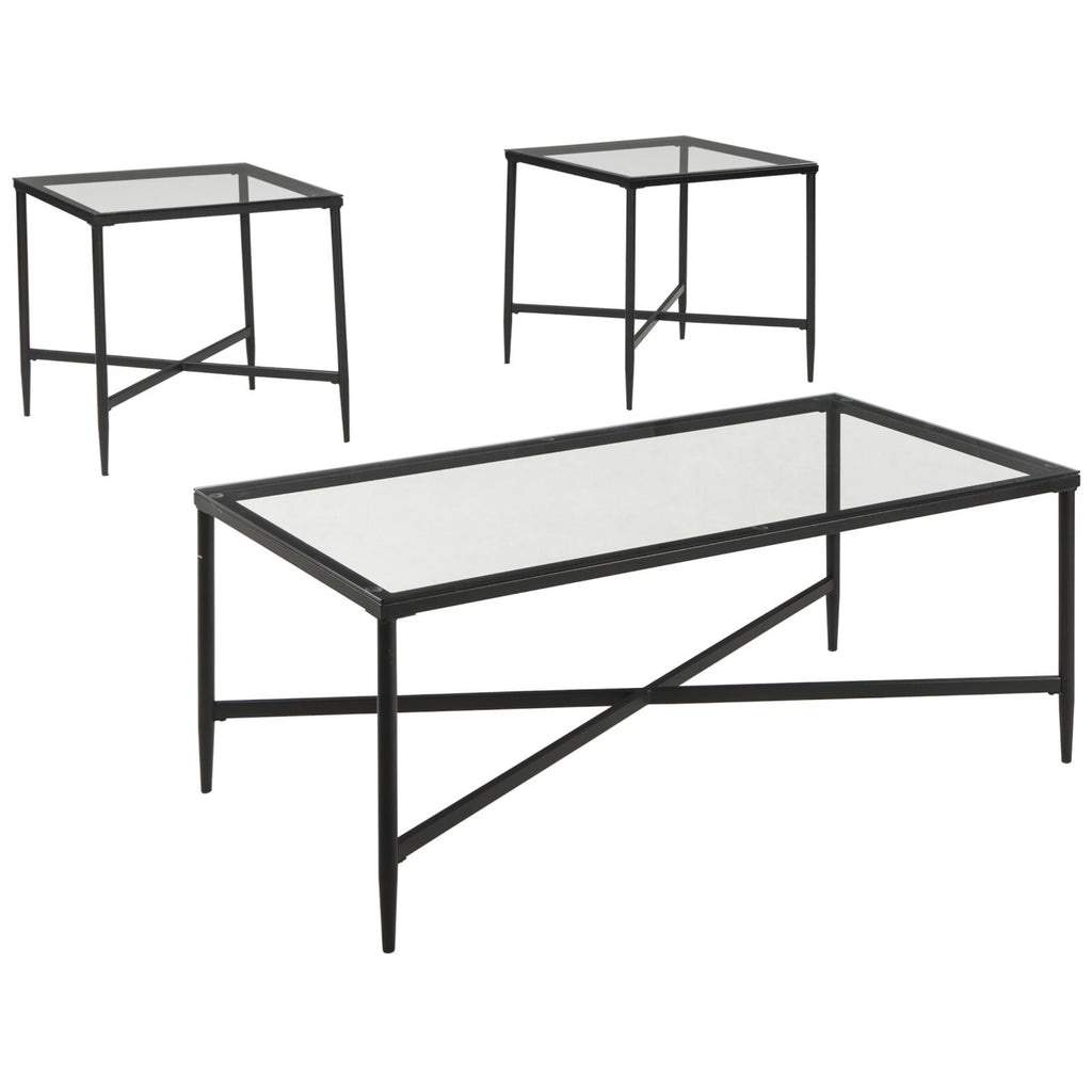 Augeron 3PC Occasional Table Set, Occasional Tables, Ashley Furniture - Adams Furniture