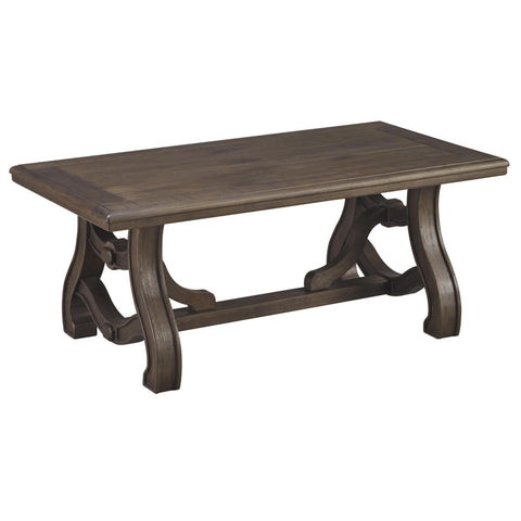 Tanobay Coffee Table, Occasional Tables, Ashley Furniture - Adams Furniture