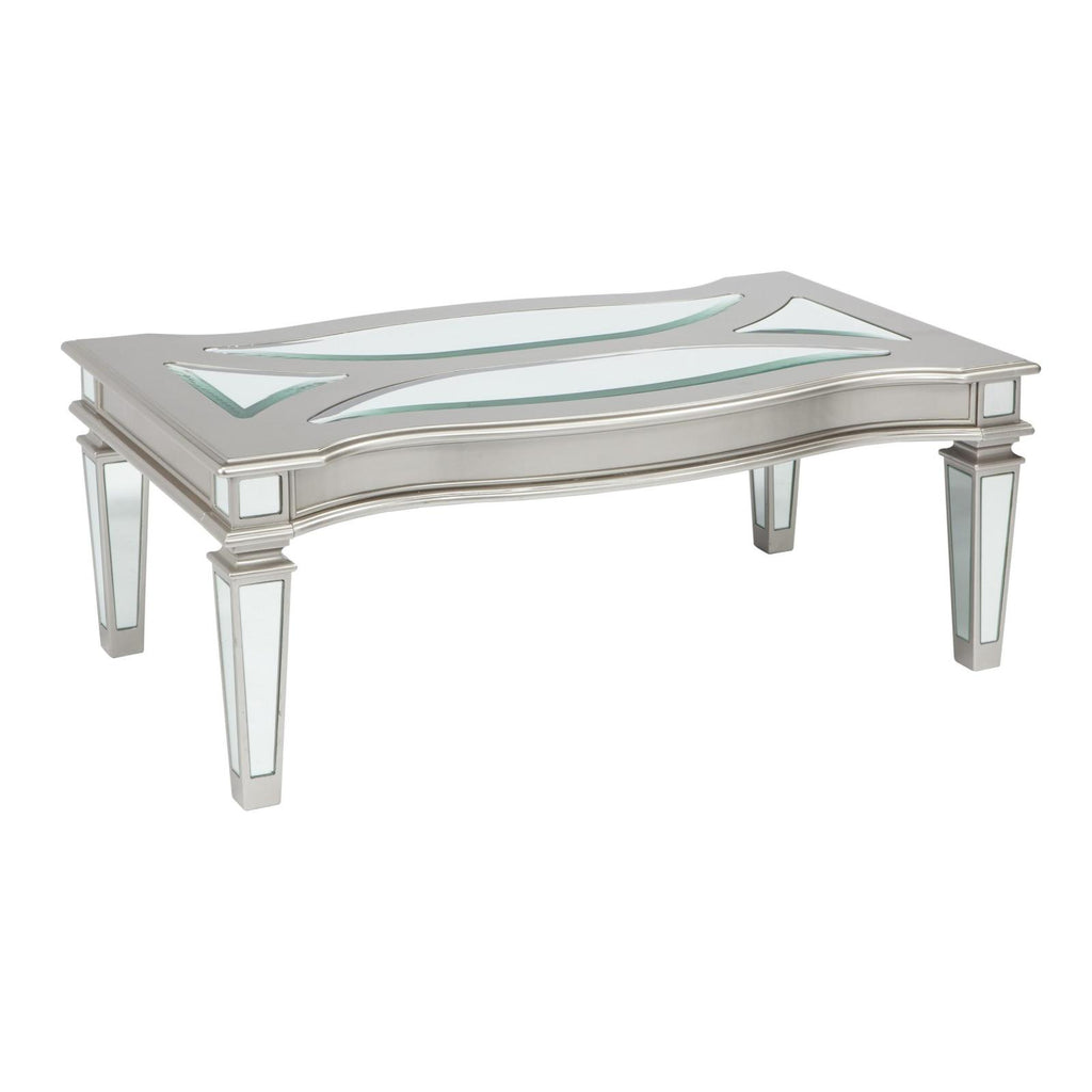 Tessani Coffee Table, Occasional Tables, Ashley Furniture - Adams Furniture