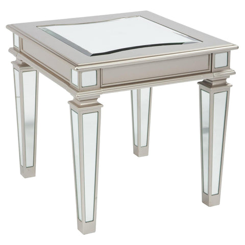 Tessani End Table, Occasional Tables, Ashley Furniture - Adams Furniture