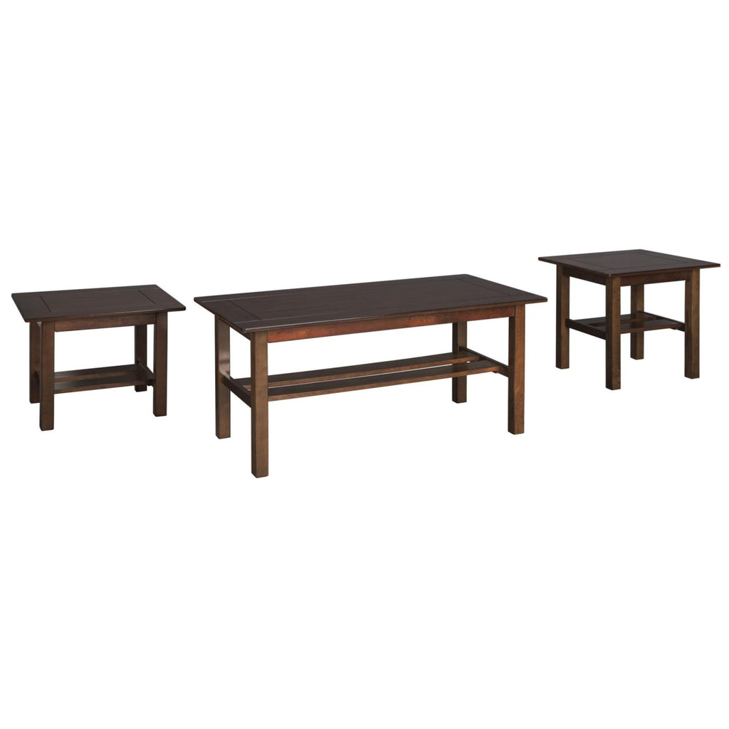 Lewis 3PC Occasional Table Set