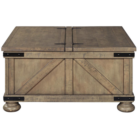 Aldwin Storage Coffee Table, Occasional Tables - Adams Furniture