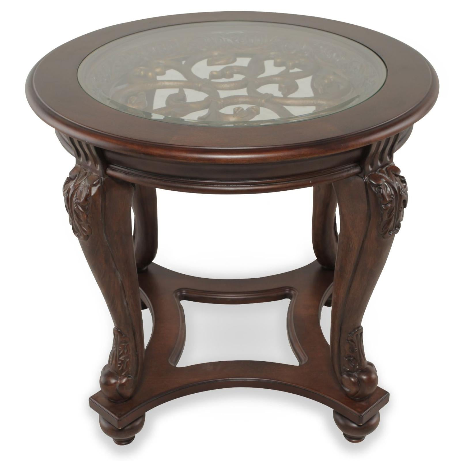 Norcastle End Table Adams Furniture