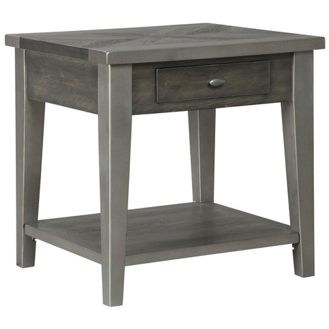 Branbury End Table, Occasional Tables, Ashley Furniture - Adams Furniture