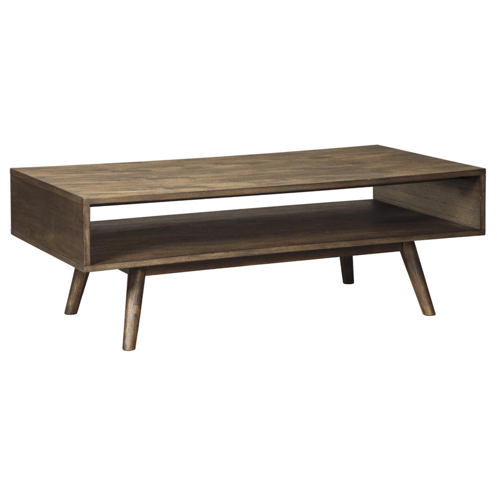 Kisper Coffee Table, Occasional Tables, Ashley Furniture - Adams Furniture