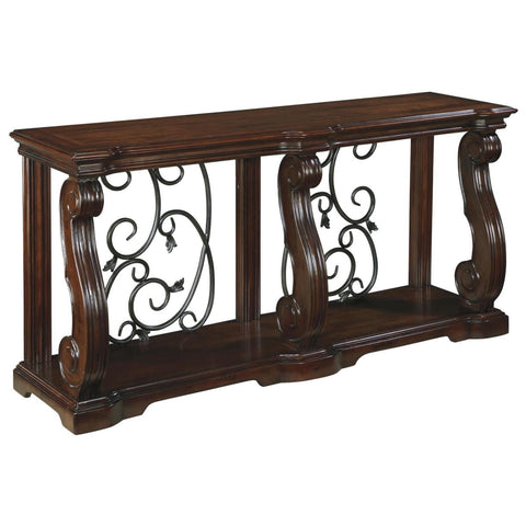Alymere Sofa Table, Occasional Tables, Ashley Furniture - Adams Furniture