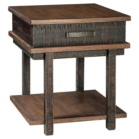 Stanah End Table, Occasional Tables, Ashley Furniture - Adams Furniture