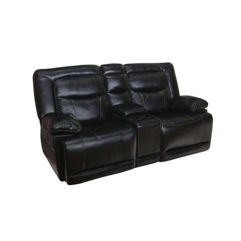 Torino Power Reclining Console Loveseat, Loveseat, New Classic Furniture - Adams Furniture