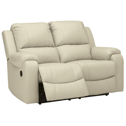 Rackingburg Motion Loveseat, Loveseat, Ashley Furniture - Adams Furniture