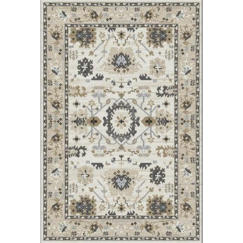 Yazd - Ivory Area Rug, Rug, Dynamic Rugs - Adams Furniture