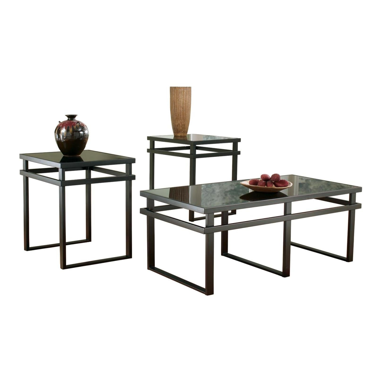 Laney 3pc Occasional Table Set – Adams Furniture