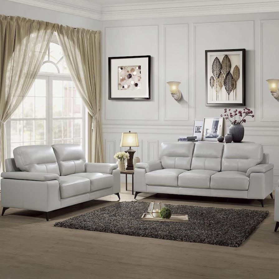 Mischa Living Room Set, Living Room Set, Homelegance - Adams Furniture