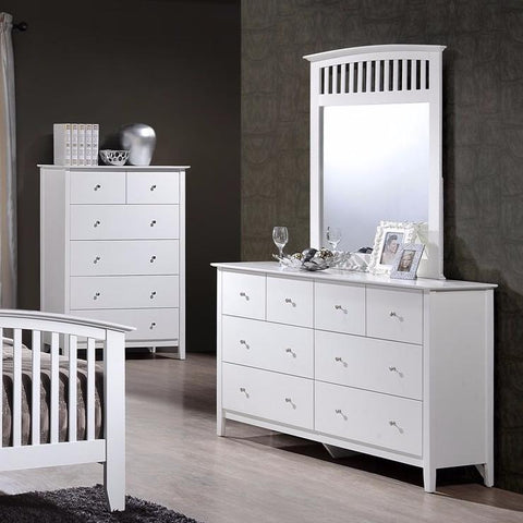 Lawson Youth Dresser & Mirror, YOUTH DRESSER - Adams Furniture