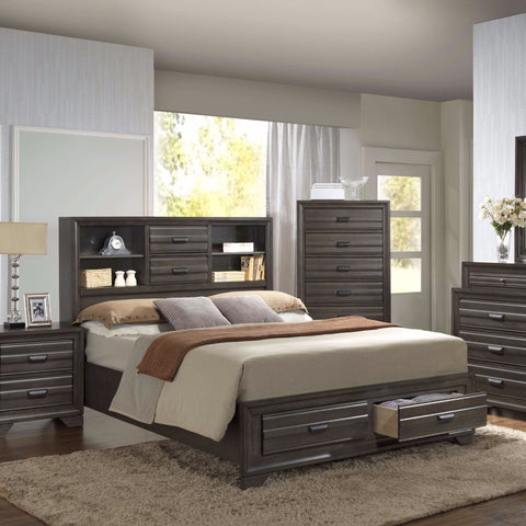 Shelby Bedroom Set, Bedroom Set, LIFESTYLE - Adams Furniture