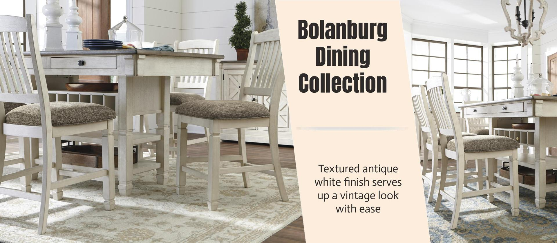 Bolanburg Dining Set