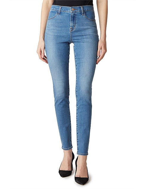 Maria High Rise Skinny - Uncharted