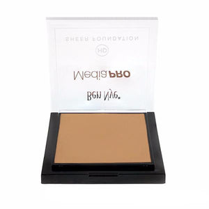 alt Ben Nye MediaPRO HD Sheer Foundation Radiant Olive 4 (HD-409) (Limited Availability)