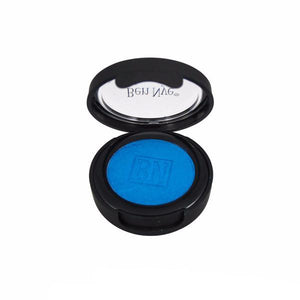 alt Ben Nye Lumiere Grand Colour Pressed Eye Shadow Cosmic Blue (LU-12)
