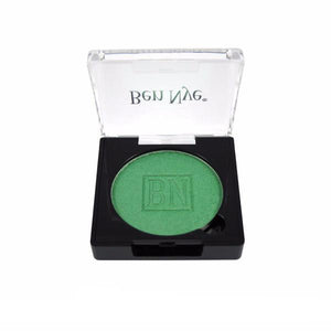 alt Ben Nye Lumiere Grand Colour Pressed Eye Shadow Mermaid Green (LU-9)