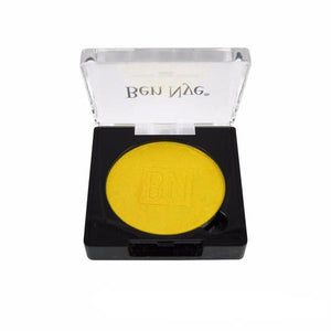 alt Ben Nye Lumiere Grand Colour Pressed Eye Shadow Sun Yellow (LU-6)