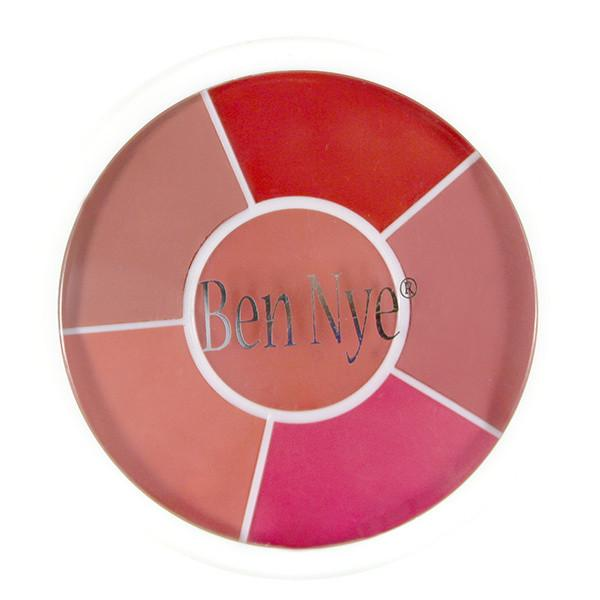 alt Ben Nye Creme Blush Wheel CR-100