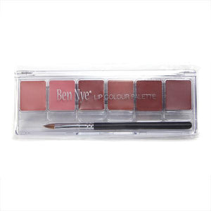 alt Ben Nye Natural Lip Colour Palette