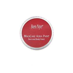 alt Ben Nye MagiCake Aqua Paint Bright Red / LARGE (0.77oz-1oz)