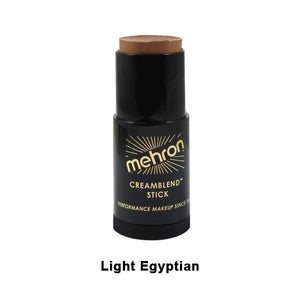 alt Mehron CreamBlend Stick Light Egyptian (400-8B)