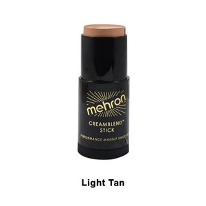 alt Mehron CreamBlend Stick Light Tan (400-TV6)