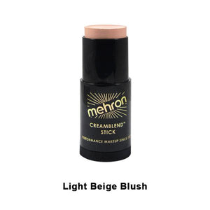 alt Mehron CreamBlend Stick Light Beige Blush (400-24A)