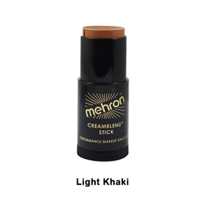 alt Mehron CreamBlend Stick Light Khaki (400-26)