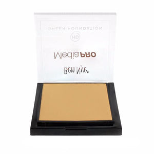alt Ben Nye MediaPRO HD Sheer Foundation Pale Caramel (HD-838) (Limited Availability)
