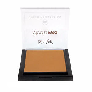 alt Ben Nye MediaPRO HD Sheer Foundation Bamboo 4 (HD-494) (Limited Availability)