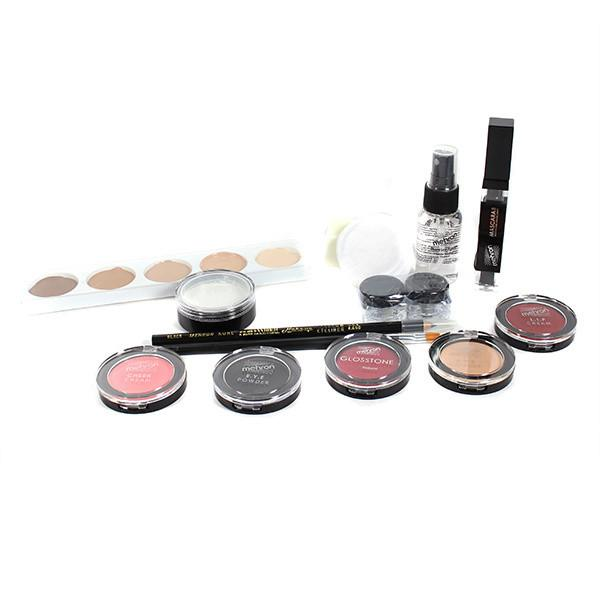 alt Mehron Dancer's Premium Makeup Kit